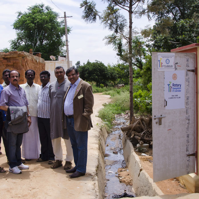Rotary Bangalore IT Corridor embarks on a mission to feed the hungry during lockdown