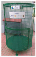 Leaf Composters Joint Project with IWCBITC