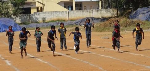 Sports Meet @ Schools