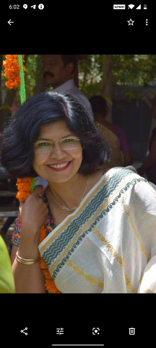 Rtn. Dr. Seemanthini Desai